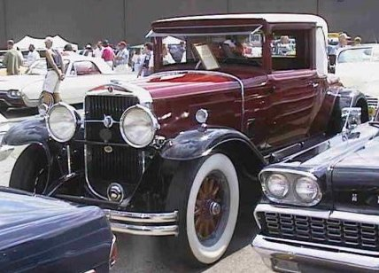 1929 Cadillac Sport Coupe
